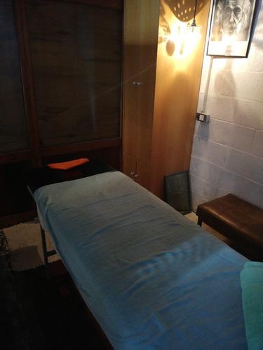 masaje descontracturante en pilar relajante