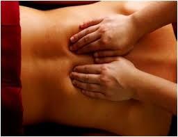 masaje descontracturante (masoterapeuta)