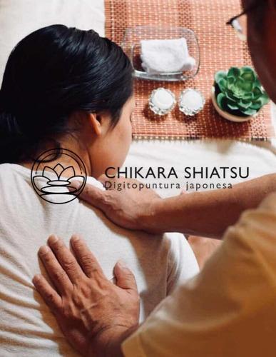 masaje descontracturante shiatsu a domicilio