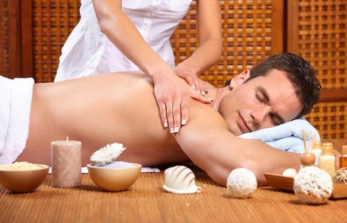 masaje oriental relajante combinado  sensitivo