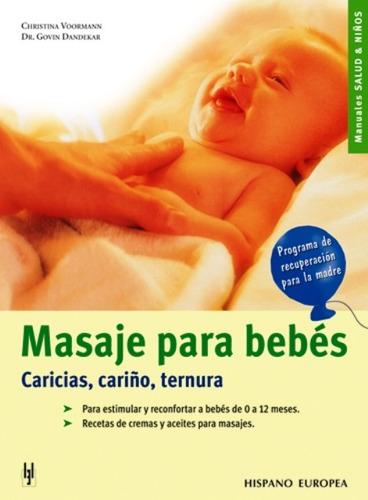 masaje para bebés, voormann, hispano