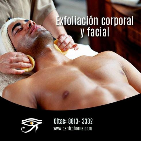 masaje profesional, rasurados y estética para caballeros