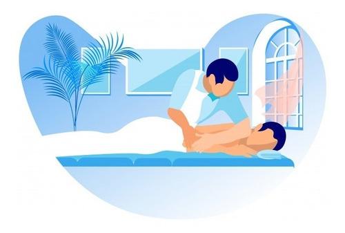 masaje relajante a domicilio bogota