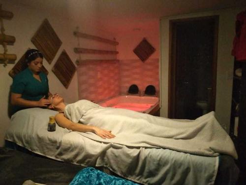 masaje relajante- deportivo- estético  consultorio!!!
