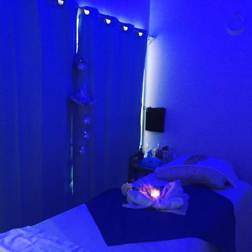 masaje relajante desamparados yesi spa elegante  discreto