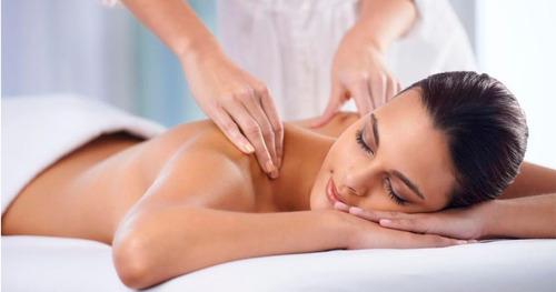 masaje relajante profesional a domicilio cdmx