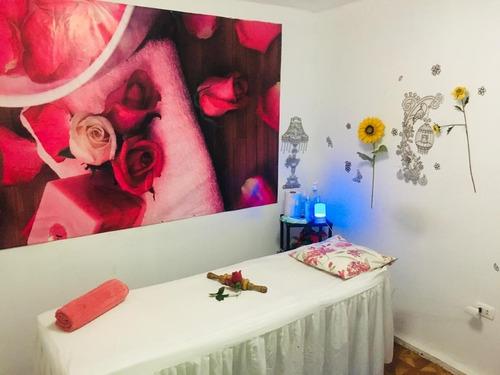 masaje relajante y descontracturante