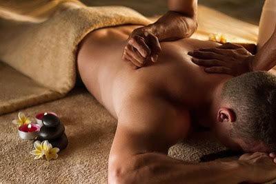 masaje relajante/sensitivo