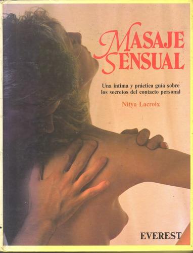 masaje sensual guia sobre contacto personal nitya lacroix