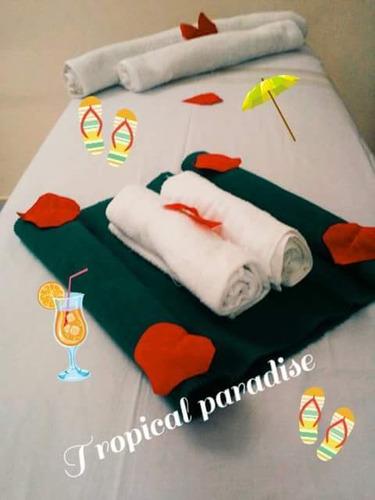 masaje y tratamientos corporal.
