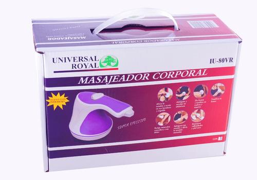 masajeador anti celulitis tonifica reduce grasa bajando peso