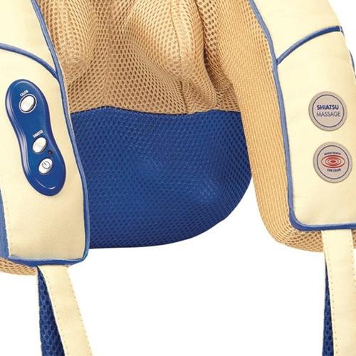 masajeador aspen cervical y hombros con calor cuello mc4-200