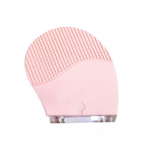 masajeador cepillo facial sónico exfoliante mantra silicone