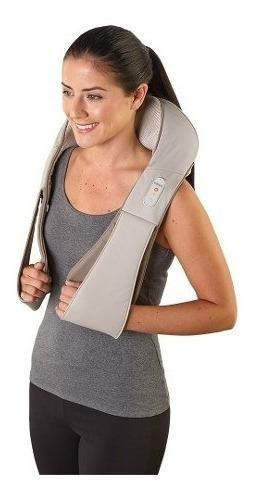 masajeador cervical homedics cuello hombros shiatsu nms-620h