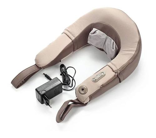 masajeador cervical homedics importado shiatsu calor nms-250