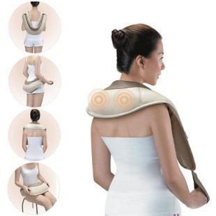 masajeador cervical masajes en espalda y todo el cuerpo