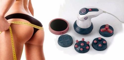 masajeador corporal con infrarojo body innovation adelgazar