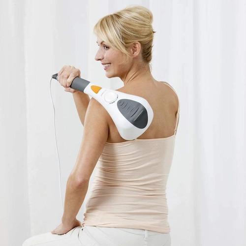 masajeador corporal medisana hm 858 28w calor