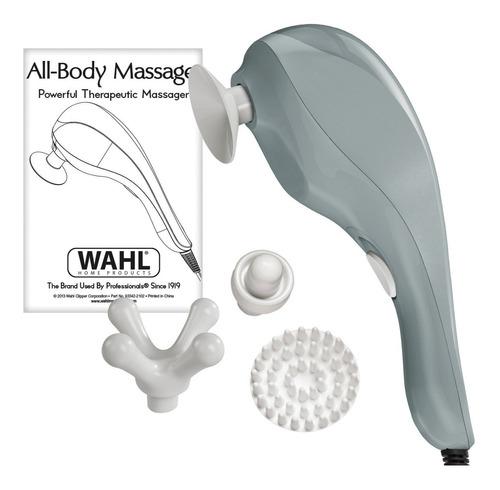 masajeador corporal profesional wahl 4 opciones 100%original