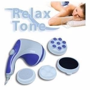 masajeador corporal relax &tone