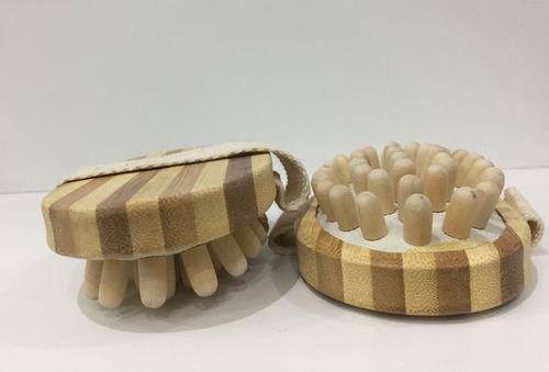masajeador de bamboo