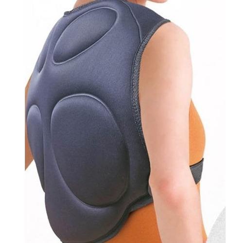 masajeador de cuello y espalda boomerang mochila alta gama