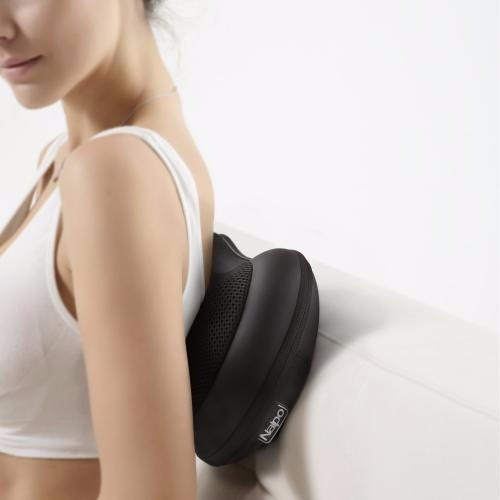 masajeador de espalda y cuello naipo mgp-129g