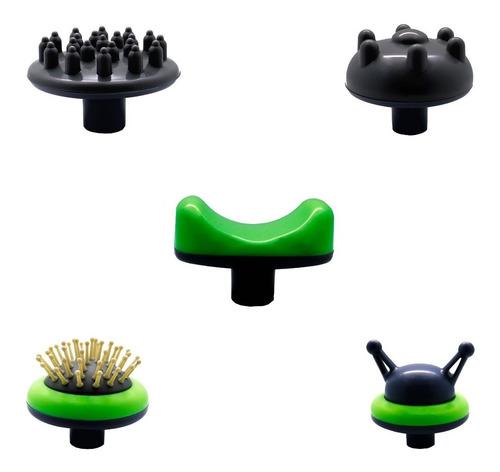 masajeador de percusión luxury  para cuerpo completo