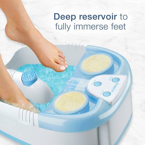 masajeador de pies conair