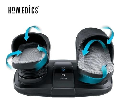 masajeador de pies shiatsuflex fms-355h-ar homedics