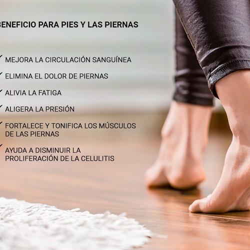 masajeador ejercitador pasivo piernas pies ancianos artrosis