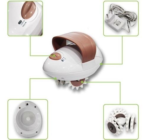 masajeador electrico anti celulitis reduce, tonifica amolda