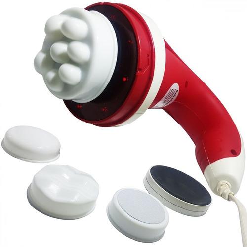masajeador eléctrico con infrarrojo antiestres reduce oferta