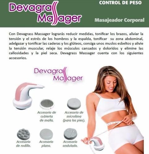 masajeador electrico para reducir medidas