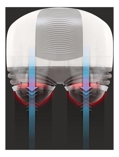 masajeador eléctrico percusión homedics hhp-350h calor