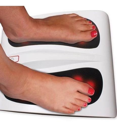 masajeador eléctrico pies homedics fm-ts9 shiatsu con calor