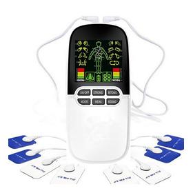 Masajeador Estimulador Muscular 8 Pad Tens Recargable Jya818
