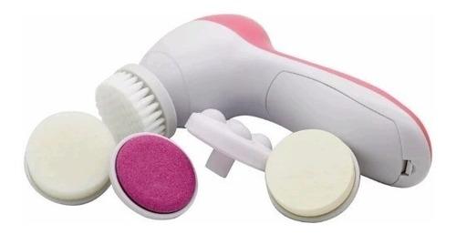 masajeador exfoliante facial cutis rostro 5 en 1 oferta!
