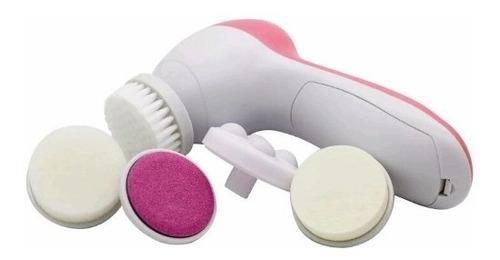masajeador facial exfoliante relajante aplicador crema y más