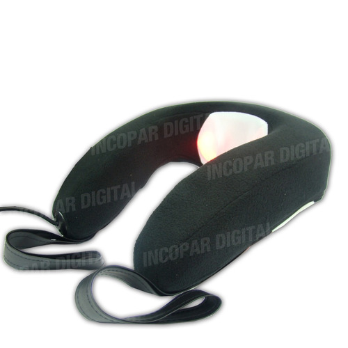 masajeador gama de cuello con infrarojo con terapia shiatsu