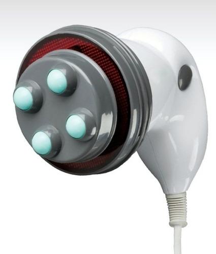 masajeador infrarrojo anti celulitis drenaje linfatico calor