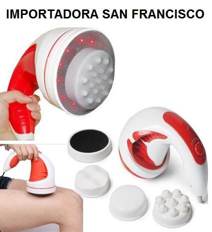 masajeador infrarrojo magnético quema grasa  relaja tonifica