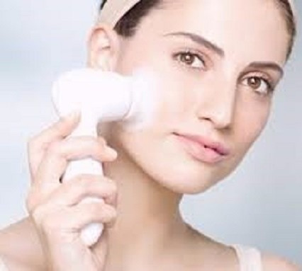masajeador limpiador exfoliante facial 6en1con estuche