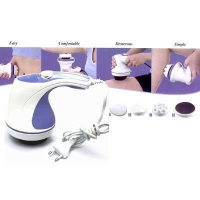 masajeador removedor tonifica cuerpo relax & spin tone