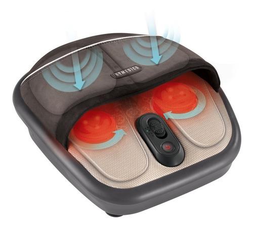 masajeador shiatzu para pies homedics c/aire calor fms-275h