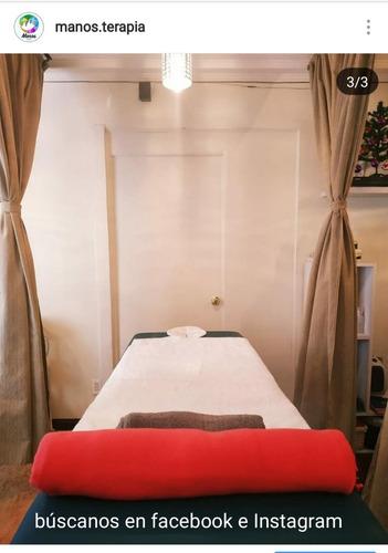 masajes de relajación y descontracturante