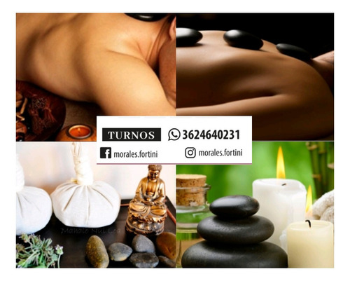 masajes, depilación