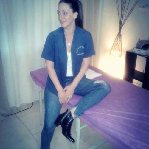 masajes descontracturantes, deportivos, profesio/ en palermo