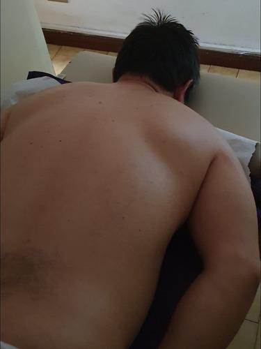 masajes descontracturantes masculino terapéuticos congreso