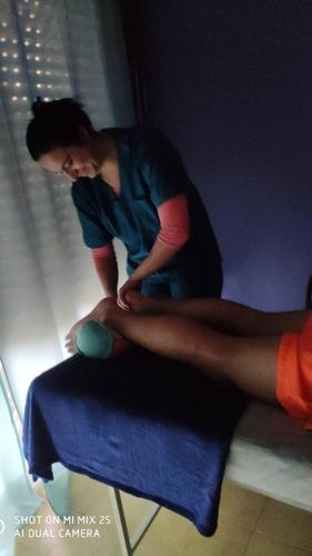 masajes descontracturantes y relajantes